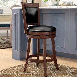 Affordable Terranova 25 Swivel Bar Stool by Charlton Home Reviews (2019) & Buyer's Guide