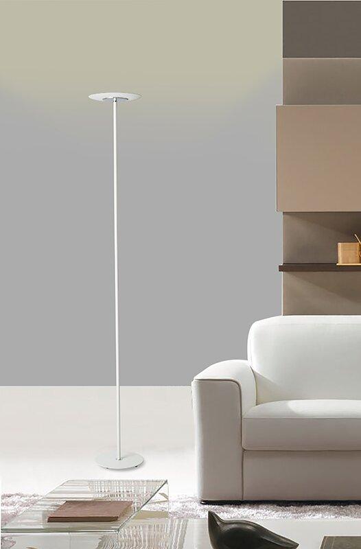 pretty led lamp floors stunning torchiere floor inspiration