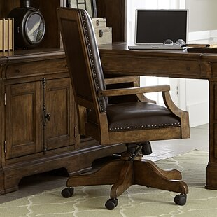 Loon Peak Gilcrest High-Back Desk Chair
