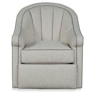 Grover Swivel Barrel Chair