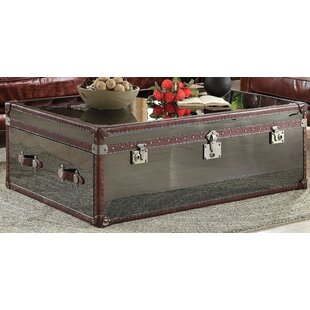 Navi Trunk Coffee Table