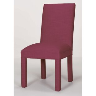 Ebern Designs Brook Solid Upholstered Din..