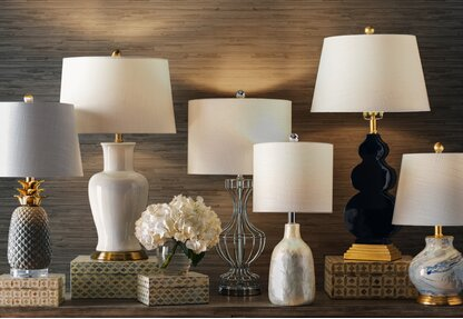 Table Lamps We Love