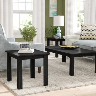 Read Reviews Carl 3 Piece Coffee Table Set By Zipcode Design