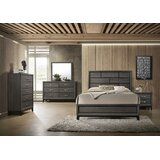 Myres Standard 5 Piece Bedroom Set by Union Rustic