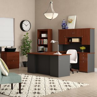 Independence 3 Piece U-Shape Desk Office Suite