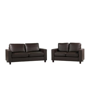 Acadian 2 Piece Sofa Set By ClassicLiving