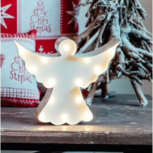 White Angel Lamp By Marquee Lights