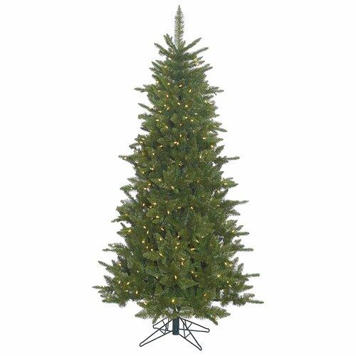 Künstlicher Weihnachtsbaum 229 cm Grün mit 700 LED-Leuchten in Klar/Weiß und Ständer Durango Die Saisontruhe   Weihnachten > Weihnachtsbeleuchtung   Die Saisontruhe