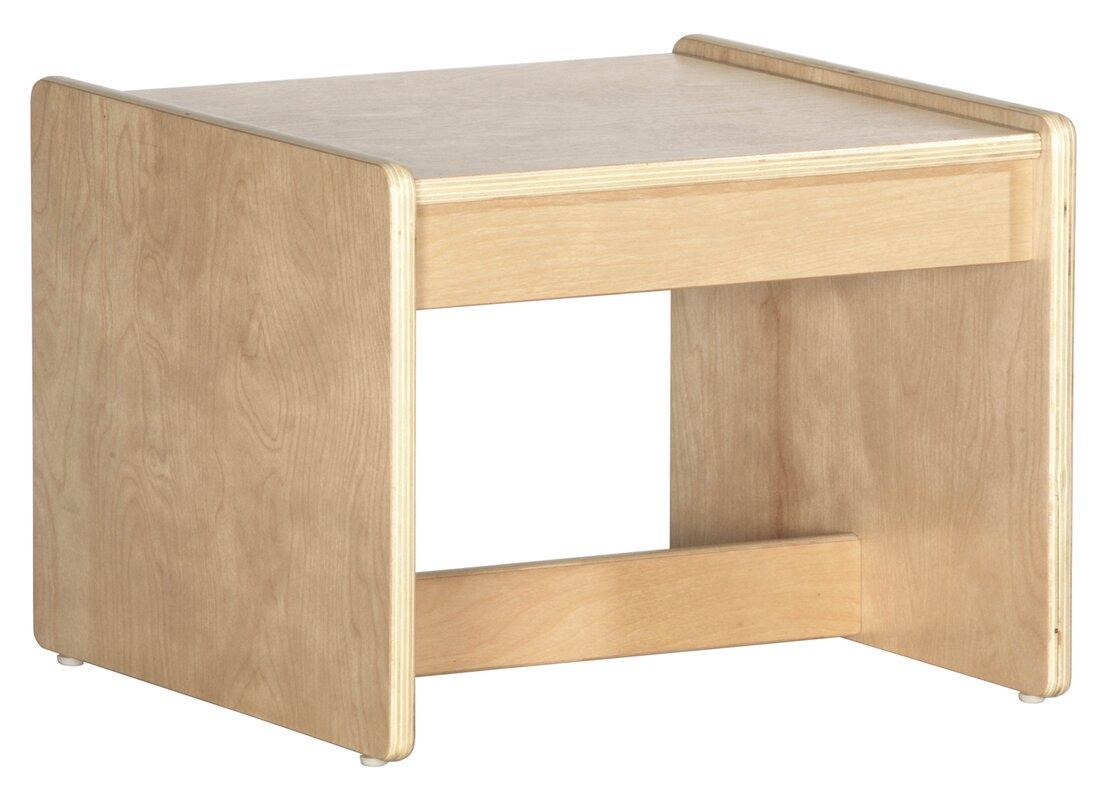 school rectangle table. Home School Kids Rectangular End Table Rectangle
