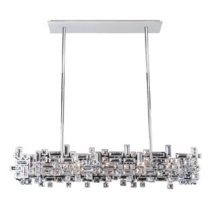 Allegri by Kalco Lighting Vermeer 8-Light Kitchen Island Pendant
