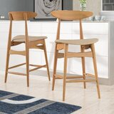 Barrett 24.21 Counter Stool (Set of 2) by Foundstone™