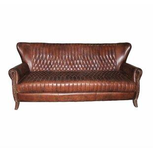 Saville Leather Sofa
