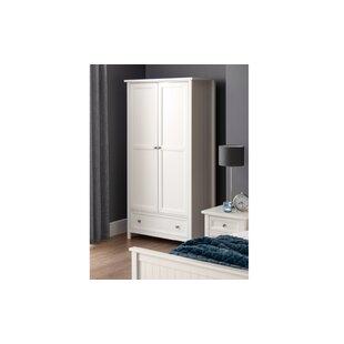 Ares 2 Door Wardrobe By House Of Hampton