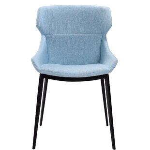Ennis Modern Upholstered D..