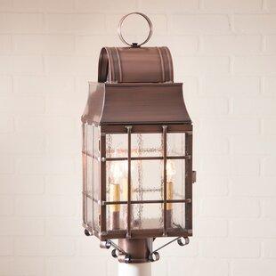 Kim 3-Light Lantern Head by Gracie Oaks