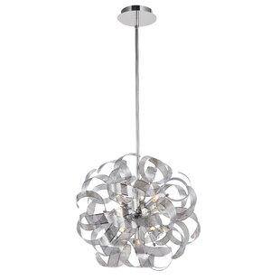 Juliet 12-Light Globe Chandelier by Wade Logan