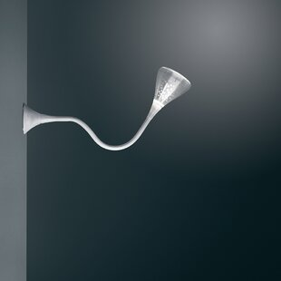 Artemide Pipe 1-Light LED Swing Arm Lamp