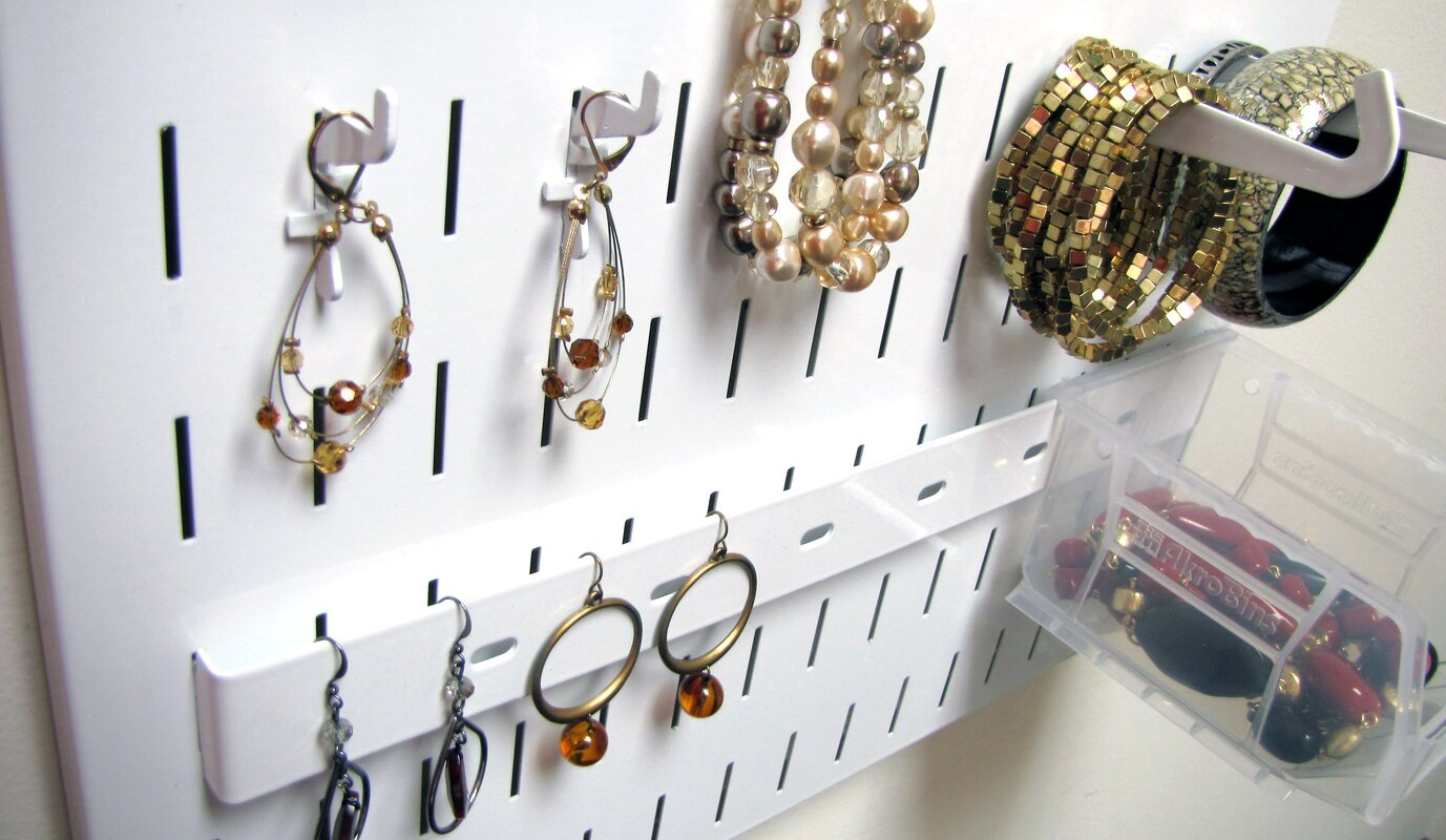 Wall Control Over the Wall Jewelry Organizer & Reviews | Wayfair