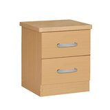 Deboard 2 - Drawer Nightstand Bachelor's Chest by Latitude Run®
