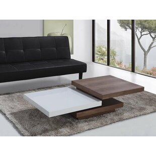 Silenus Extendable Coffee Table by Brayden Studio