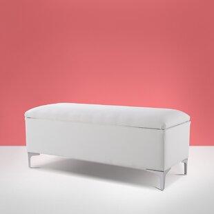 Elyssa Storage Bedroom Bench by Orren Ellis