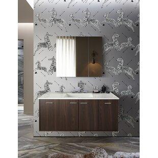 Affordable Price Verdera 34 x 30 Aluminum Medicine Cabinet By Kohler
