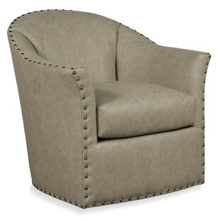 Bosley Swivel Barrel Chair by Fairfield C..