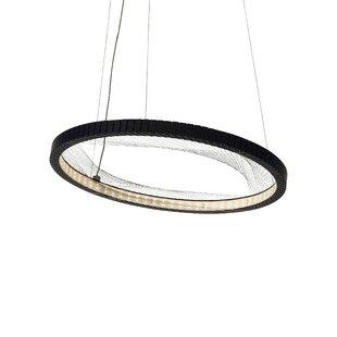 Orren Ellis Stowers 1-Light Pendant