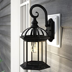 Powell Outdoor Wall Lantern By Laurel Foundry Modern Farmhouse