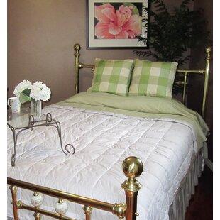 Low priced Midweight Down Alternative Alpaca Crib Comforter ByLatitude Run