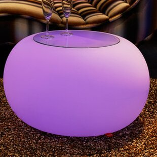 Side Table With LED-Lighting By Moree