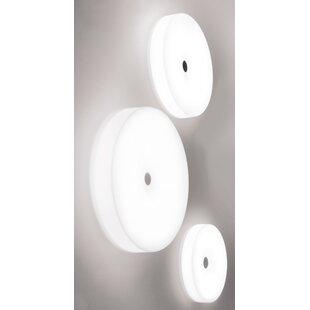 Molto Luce Belt 1-Light LED Flush Mount