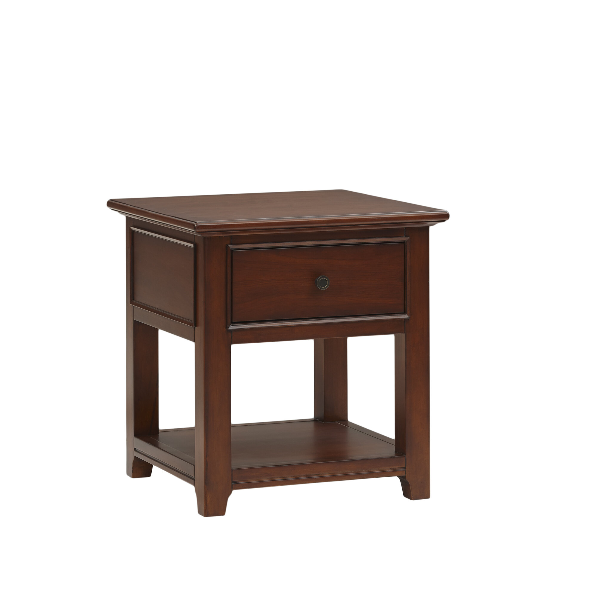 Merveilleux Harbor House Asheville End Table With Storage | Wayfair