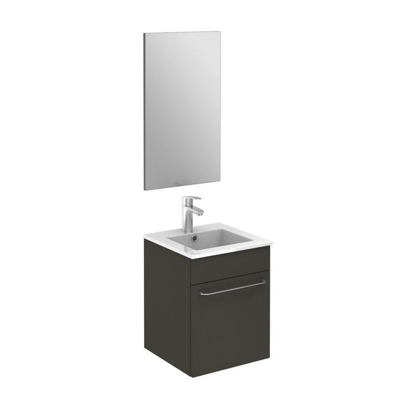 Orren Ellis Lavada 16 Single Bathroom Vanity Set Wayfair