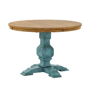 Affordable Fortville Solid Wood Dining Table By Three Posts