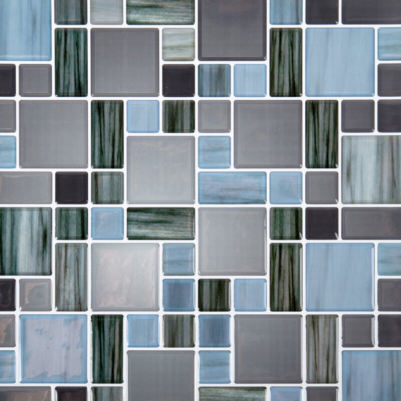 Ctgbrands 10 X 10 Pvc Peel Stick Mosaic Tile Reviews Wayfair