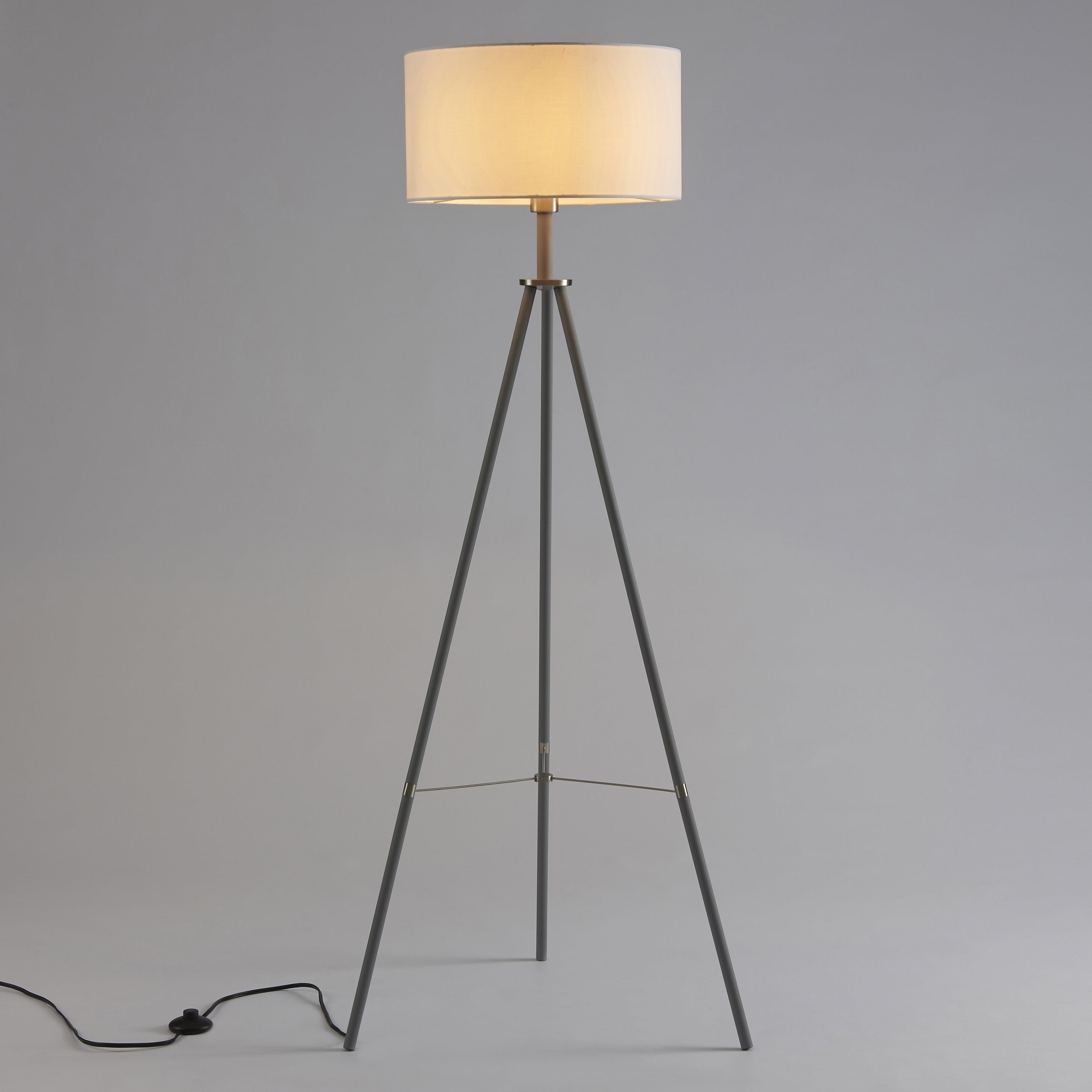 Modern Contemporary Tripod Floor Lamps You Ll Love In 2021 Wayfair