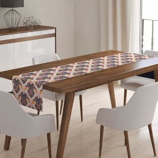Ginnia Table Runner by Bungalow Rose