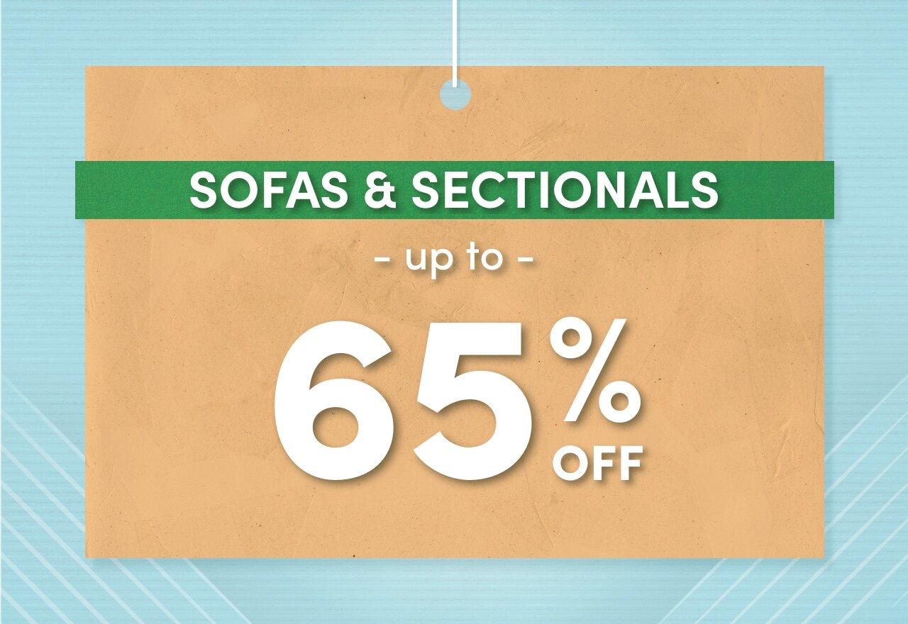 Sofa Sectional Clearance