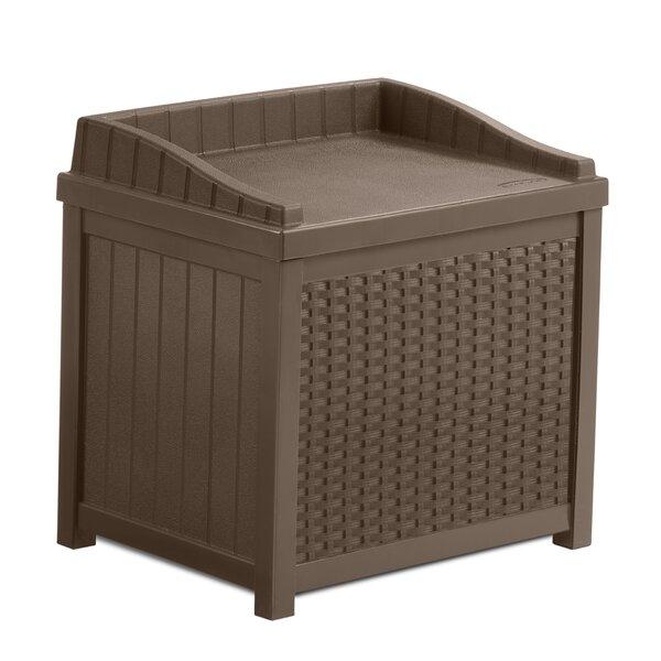 Suncast Williston Resin Storage Bench Amp Reviews Wayfair