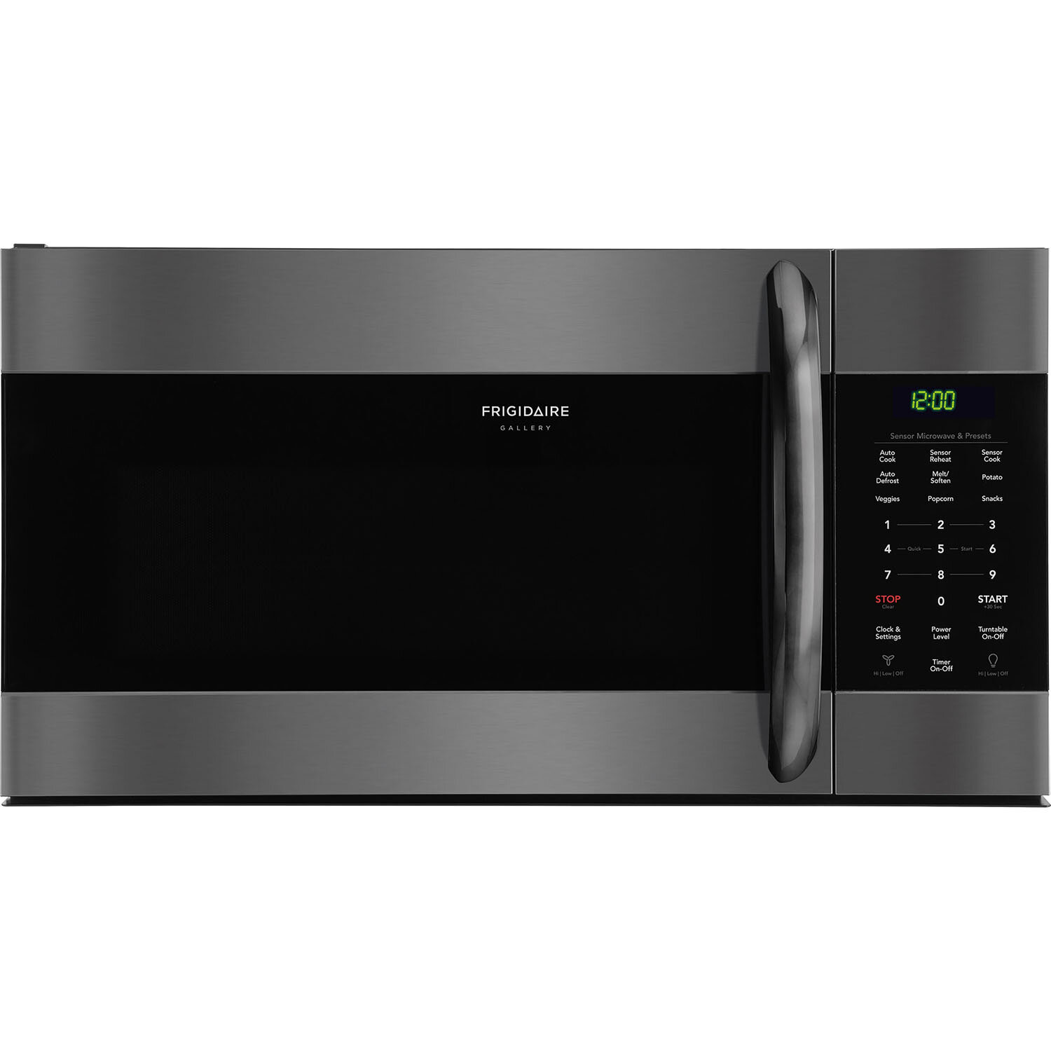 Frigidaire Gallery 30 1 7 Cu Ft Over The Range Microwave With Led Lighting Reviews Wayfair