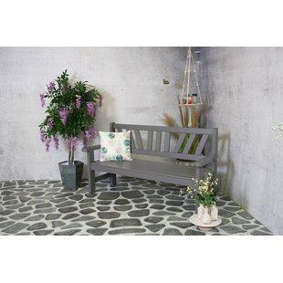 Liesl Wooden Bench Image