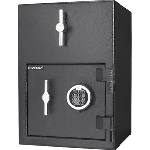 Rotary Hopper Depository Safe with Electronic Lock by