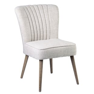 Latorre Upholstered Dining Chair by Wrought Studio