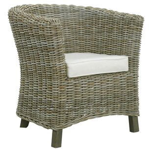 Jeffan Carolina Barrel Chair