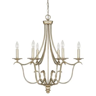 House of Hampton Cecil 6-Light Chandelier