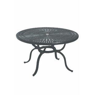 Tropitone Cast Aluminum Chat Table