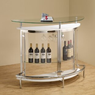 Fairborn Bar with Wine Storage