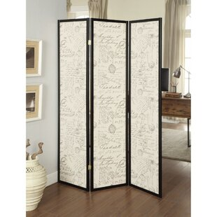 Ophelia & Co. Verville 3 Panel Room Divider
